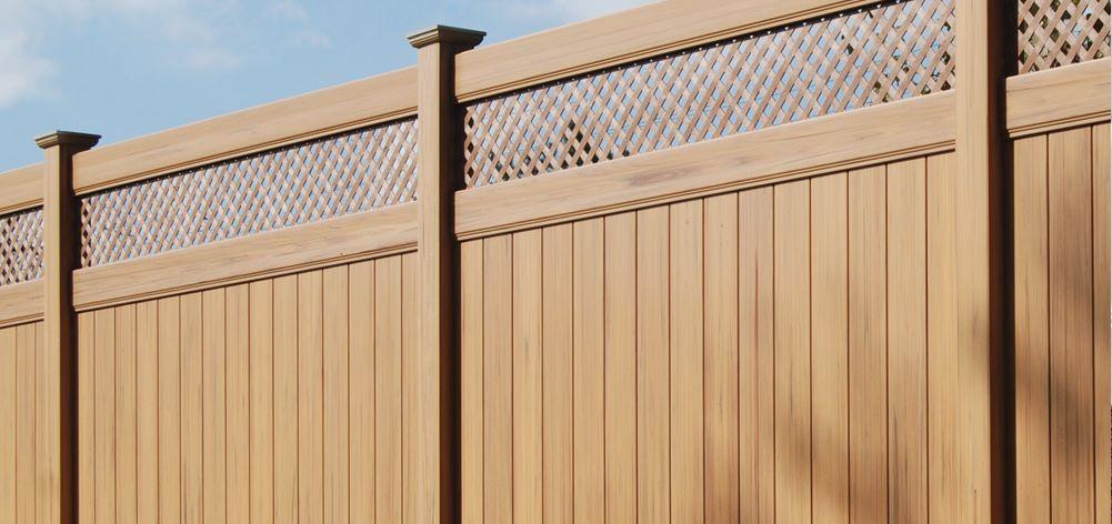 Hulme Fence vinyl fence