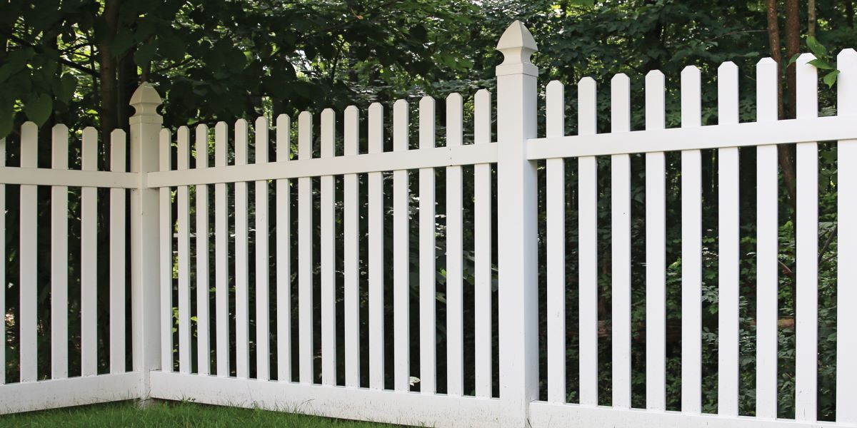 Picket Fence In Massachusetts