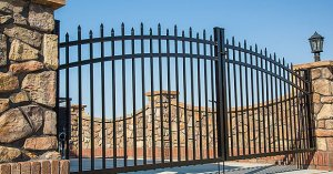 Commercial Fencing Features