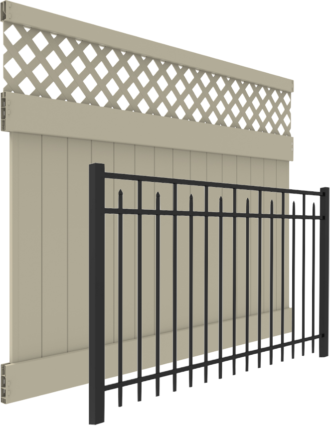 Fence options
