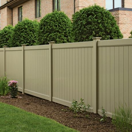 privacy fence - project photo