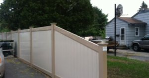 Security Fence Care